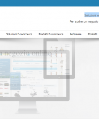 software ecommerce – nonsolo-shop
