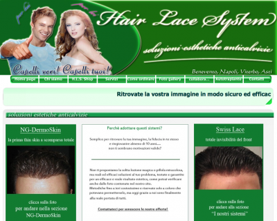 Hair Lace System
