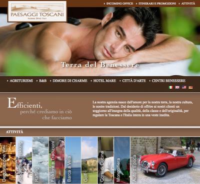Paesaggi Toscani