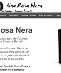 Una Rosa Nera di Simone Benelli
