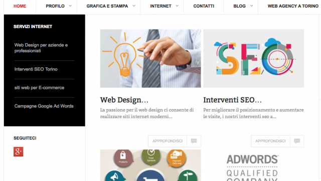 Studio Borgia, grafica e web design a Torino