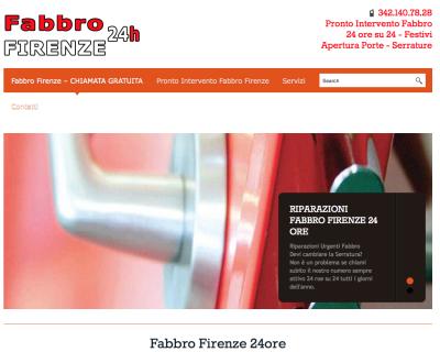 Fabbro Firenze