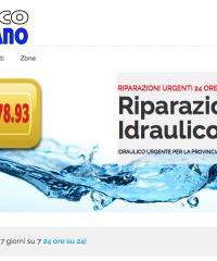 Idraulico Milano