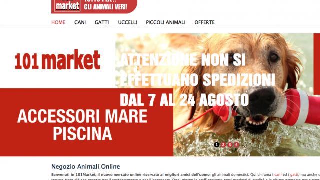 Prodotti Per Animali – Negozio OnLine