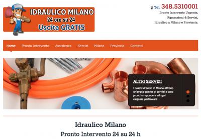 Idraulico a Milano