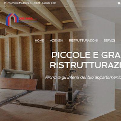Dema SRL ristrutturazioni a Milano