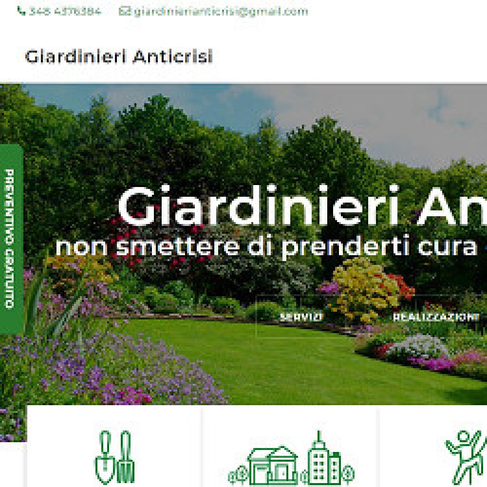 Manutenzione Giardini Milano E Provincia giardinieri anticrisi manutenzione giardini e spazi verdi