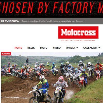 Motocross rivista ufficiale