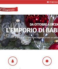 Emporio vendita addobbi natalizi
