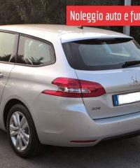 Noleggio auto Bergamo