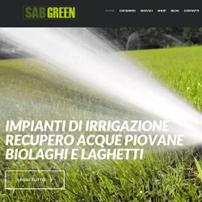 Sabgreen manutenzione del verde e cura giardini