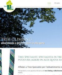 Tree climbing arboricoltura