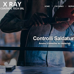 X Ray controlli saldature per aziende